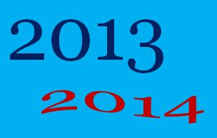 2013 New Season