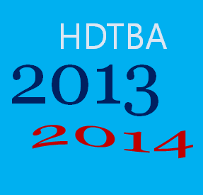 MESSAGE FROM YOUR HDTBA PRESIDENT